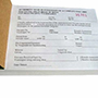 Carbonless Copy Receipt Printing