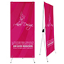 X Banner Stand Printing