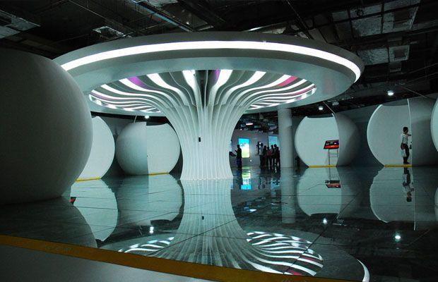 展览展示色彩设计的基本要领
